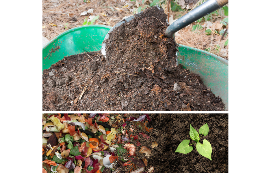 ABC's of composting. Composting to improve your garden, by finding a good location and deciding on a structure to knowing what can be composted and what cannot, to understanding how long your compost pile will need before it is ready.